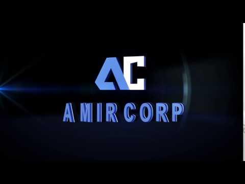 Amir Corp Animation