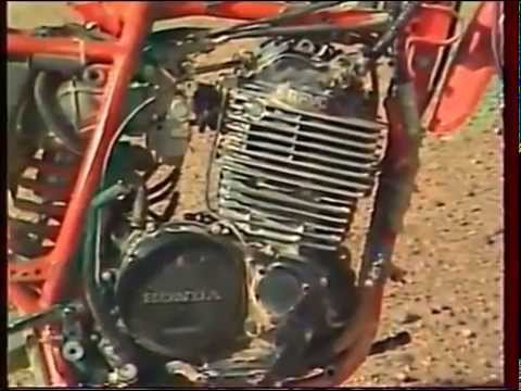 Motos du Paris Dakar 1984 - YouTube d8285dff82