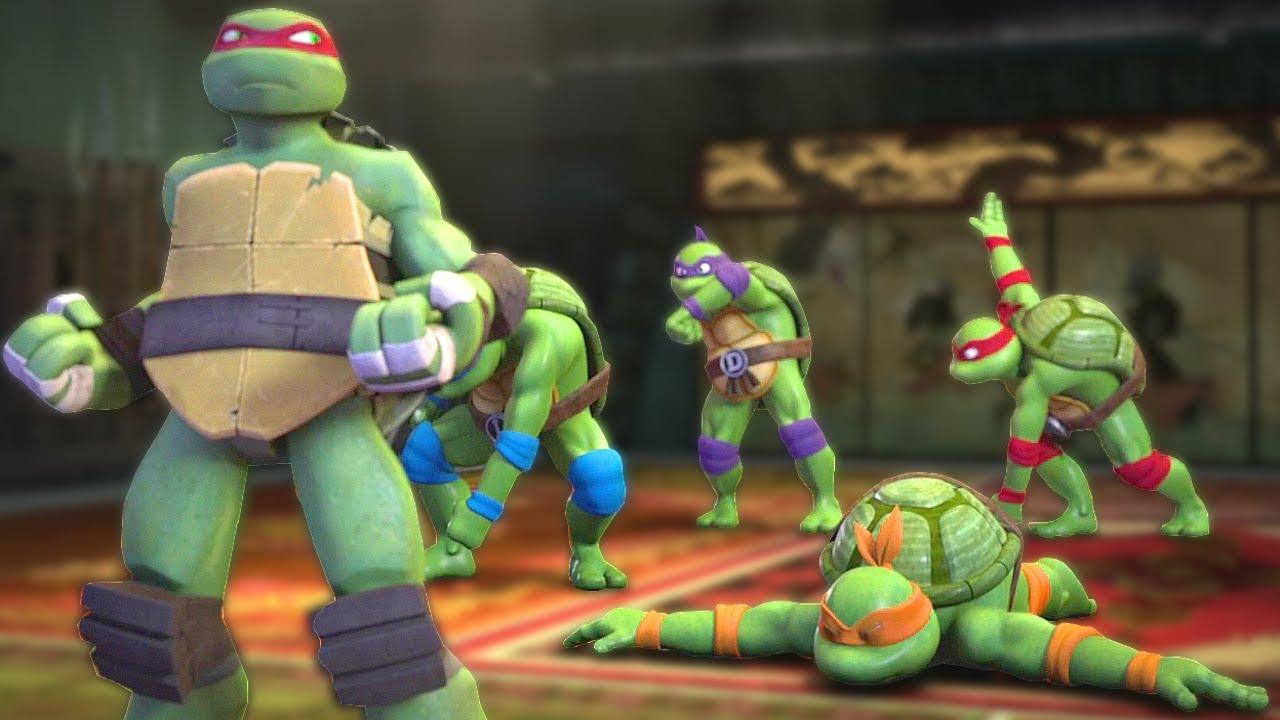 Teenage Mutant Ninja Turtles ( TV series) (season 5