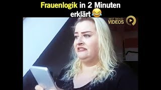 Frauenlogik in 2 Minuten erklärt 😂 | Best Trend Videos