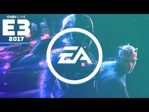 FULL EA Play Press Conference - E3 2017