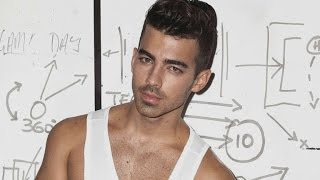 Joe Jonas Strips Down for Sexy New Photo Shoot Talks Watching Porn as a Teen