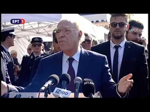 Β.Λεβεντης δηλωσεις για την 28η Οκτωβριου απο την θεσσαλονικη!!!