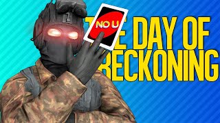 THE DAY OF RECKONING | War Thunder