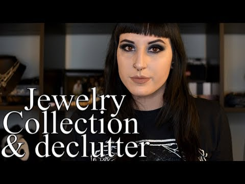 Huge jewelry collection and declutter