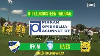 IFK Mariehamn - Ilves 0-2 (0-2) ⎮15.6.2019 Suomen Cup finaali! -kooste