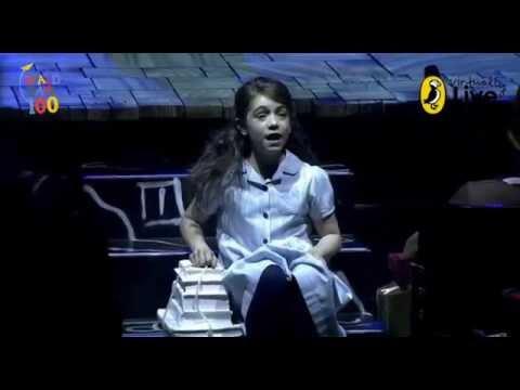 Matilda the Musical - Roald Dahl Day - Puffin Virtually Live