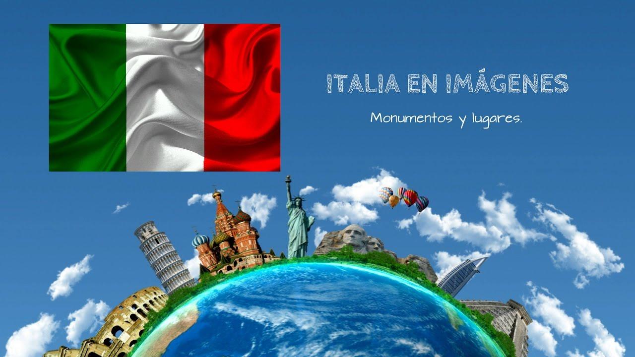 Monumentos y lugares de italia youtube for Be italia