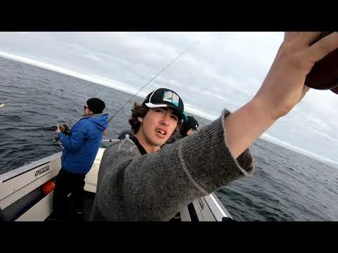 Renfrew Fishing Adventure With Hindsight Charters
