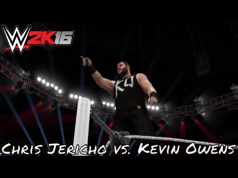 WWE 2K16 | Chris Jericho vs. Kevin Owens