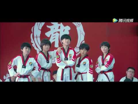 小孩子怎么了,跆拳道老大挑衅,这个小孩子却一个人去踢馆 - wen zhang
