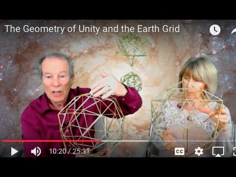 The Geometry of Unity and the Earth Grid