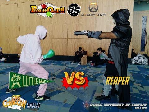 Little Mac V.S Reaper