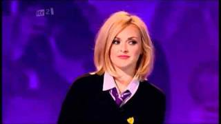 Holly willoughby and fearne cotton hugging at celebrity juice!