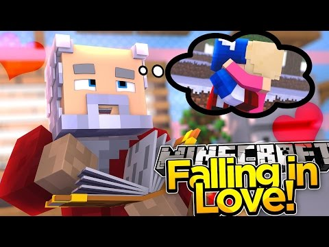 Minecraft Adventure - ALFIE TELLS THE TAIL OF LOVE!!!