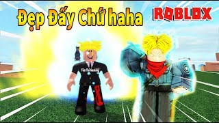 ROBLOX-THE Power OF SSJRAGE STATE OF TRUNKS 200 ALL, 1 REBIRTH-Dragon Ball X