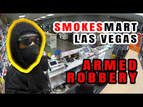 Armed robbery at