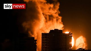 Israel-Gaza: Life in a shattered Gaza