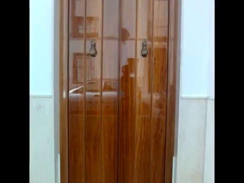 Puerta exterior youtube for Puerta de madera exterior usada