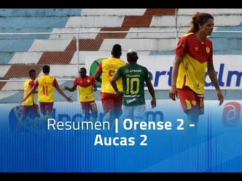 Orense Aucas Goals And Highlights