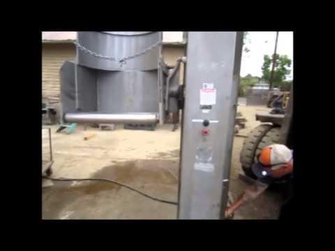 Bridge Machine Co. Drum Dumper - Item# S738634