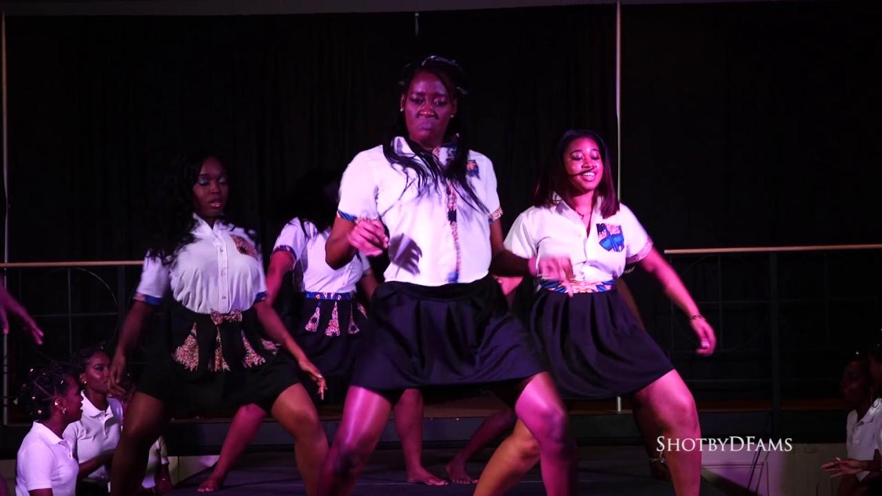 8ac64c5ae Umoja Dance Team at U Albany ASA Fashion show 2016 - YouTube