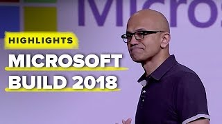 Microsoft's Build 2018 keynote highlights