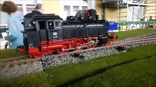 Die Spur 0 Anlage des RSWE Regensburg