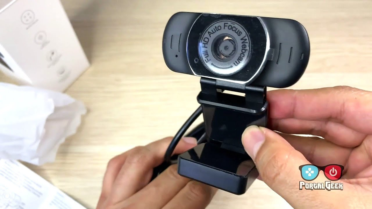 Vidlok Auto Webcam Pro W90 - ЛУЧШАЯ ВЕБ КАМЕРА ЗА СВОЮ ЦЕНУ