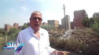 أهالي منية سندوب بالدقهلية يناشدون المسئولين بحل أزمة الصرف الصحي.. فيديو وصور