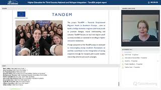 Tandem Webinar thumbnail