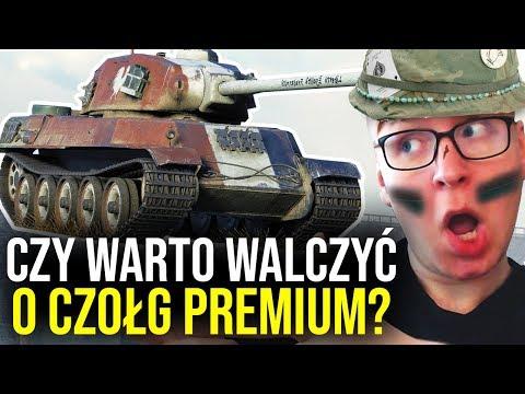 JAK ZDOBYĆ CZOŁG PREMIUM ZA DARMO? - World of Tanks thumbnail