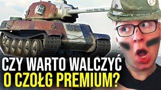 JAK ZDOBYĆ CZOŁG PREMIUM ZA DARMO? - World of Tanks