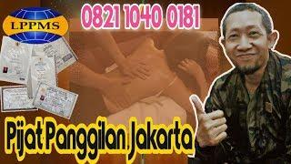 Pijat Panggilan Jakarta - Profesional Pengalaman Recommended Bersertifikat Tak Diragukan Lagi