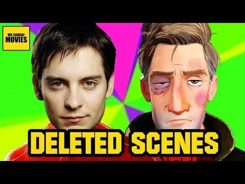 Spider-Man: Into The Spider-Verse - Deleted Scenes & Unused Concepts