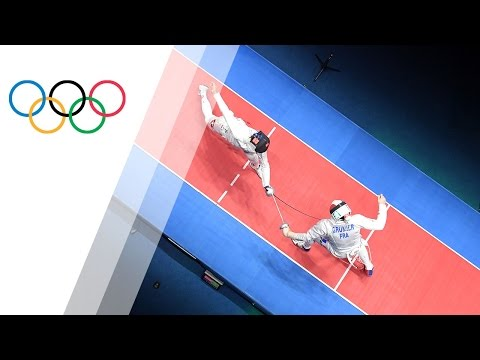 Rio Replay: Men's Epee Individual Bronze Medal Bout
