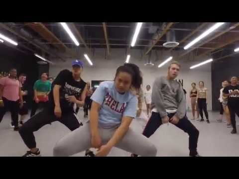 Sienna Lalau Workshop Class | Urban Edge Dance Co.