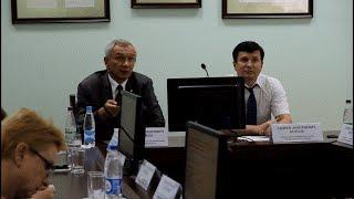 Делегация Белорусского государственного университета  посетила ГрГУ имени Янки Купалы