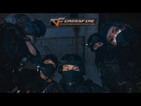 CrossFire 穿越火线 (CN) - First Drama Movie Live Action Video Trailer 2019 thumbnail