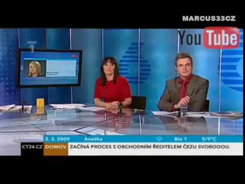 Funny czech news bloopers