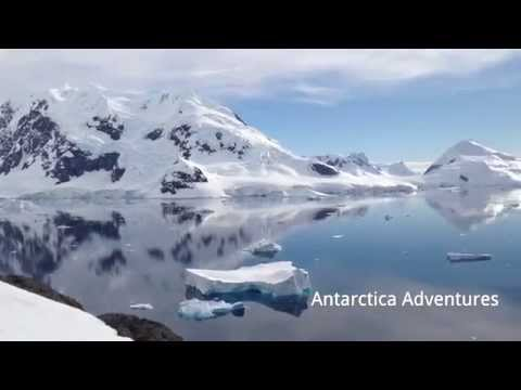 Adventures on an Antarctica Cruise
