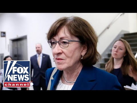 Senator Susan Collins will vote 'yes' on Kavanaugh