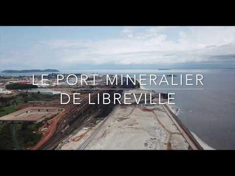Gabon : le port minéralier de Libreville développé par GSEZ