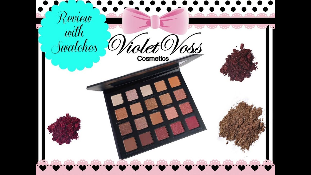 violet voss palette holy grail review