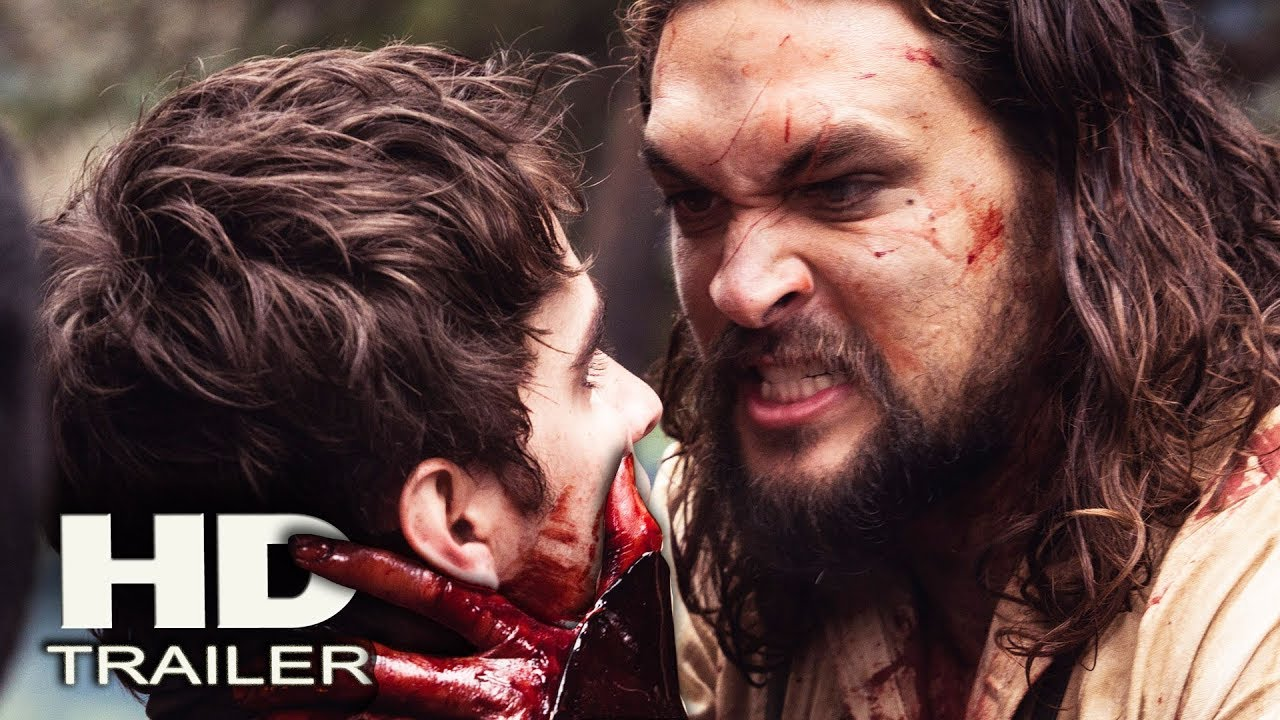 Download FRONTIER: Season 2 - Netflix Trailer 2018 (Jason Momoa)  TV Show