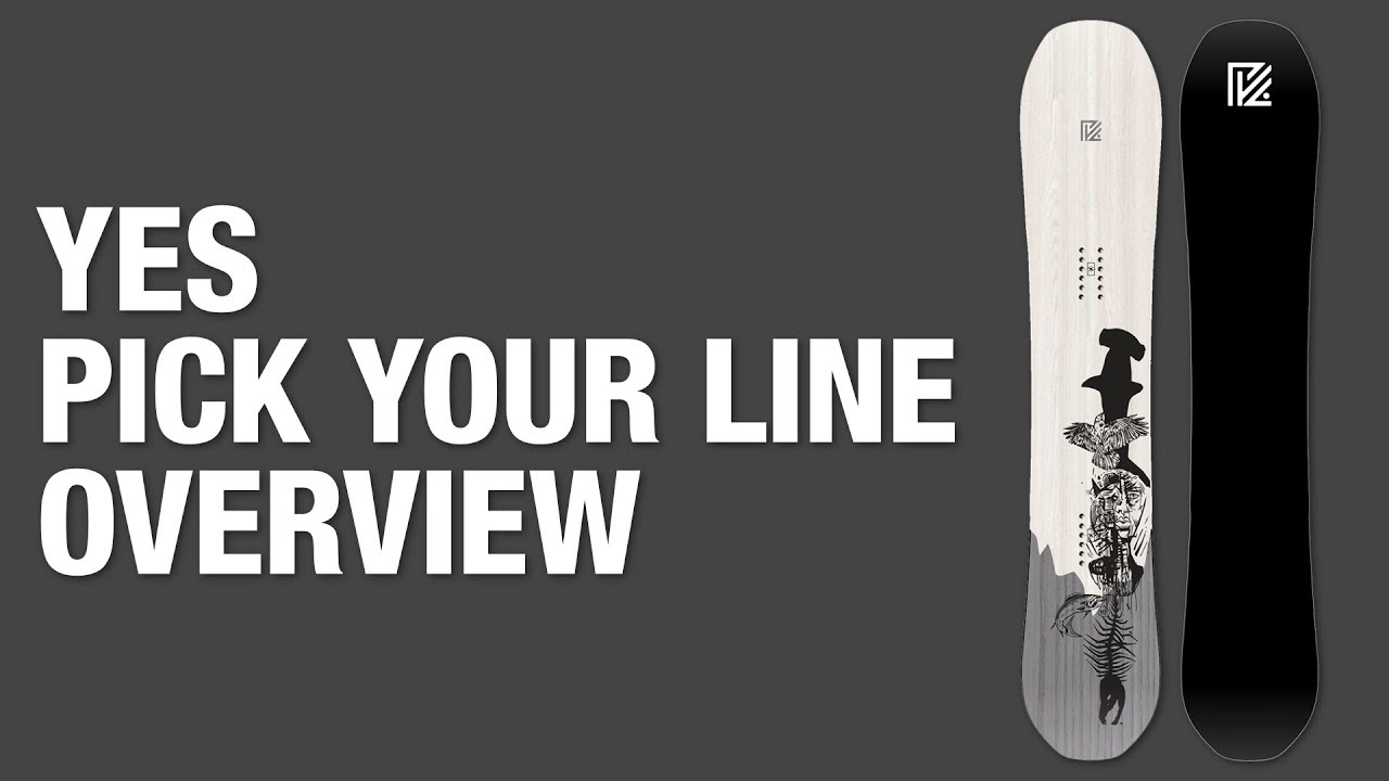 dd5af5b05a6b YES Pick Your Line 2018-2019 Snowboard Review