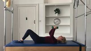 Pilates Arm Weights - All Levels
