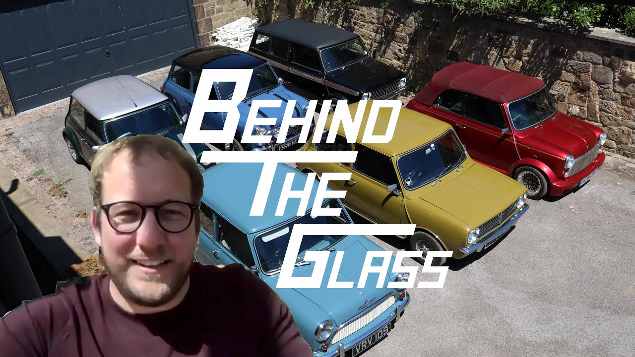 Meet The Guy Who Owns 26 Classic Minis!!