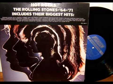 I Cant Get No Satisfaction , The Rolling Stones , 1965 Vinyl