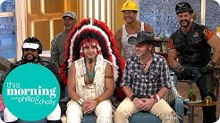 The Village People Are Back to Celebrate 40 Years of Disco | This Morning